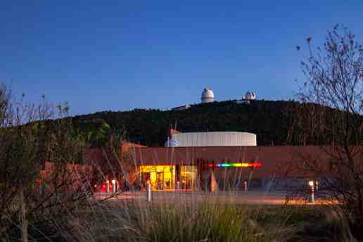 McDonald Observatory: Indian Lodge: A West Texas Getaway