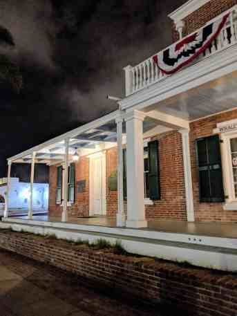 Thomas Whaley House in Old Town San Diego - Not Your Typical 4 Day Itinerary - www.lauraenroute.com