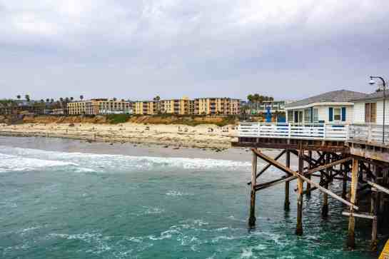 Pacific Beach - San Diego 4 Day Itinerary - www.lauraenroute.com