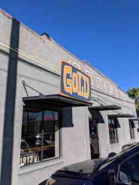 Gold Coffee Co - Coffee Shops in San Antonio - Laura En Route