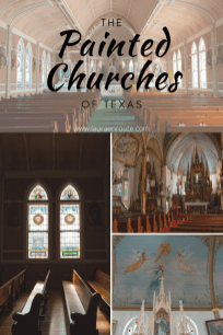 The Painted Churches of Texas - www.lauraenroute.com
