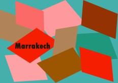 Bright tile like for Marrakech