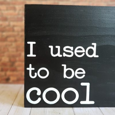 Handcrafted - I used to be cool