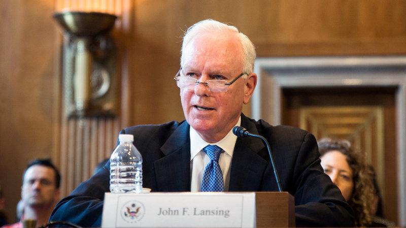 John Lansing, new NPR CEO