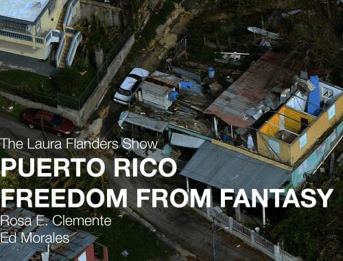 Puerto Rico Freedom from Fantasy