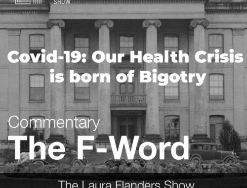 Our health crisis is born of bigotry