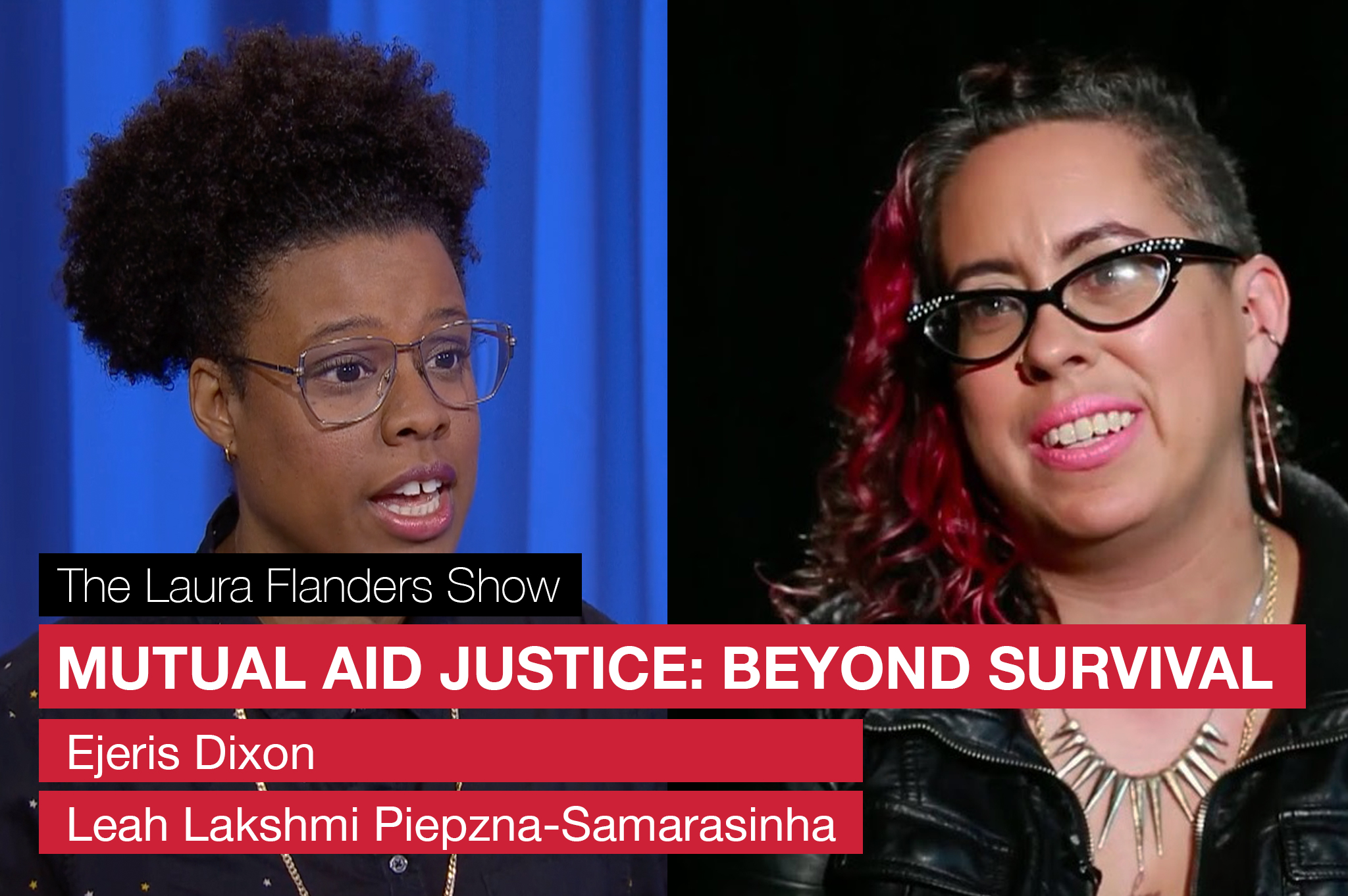 Mutual aid justice: Beyond survival