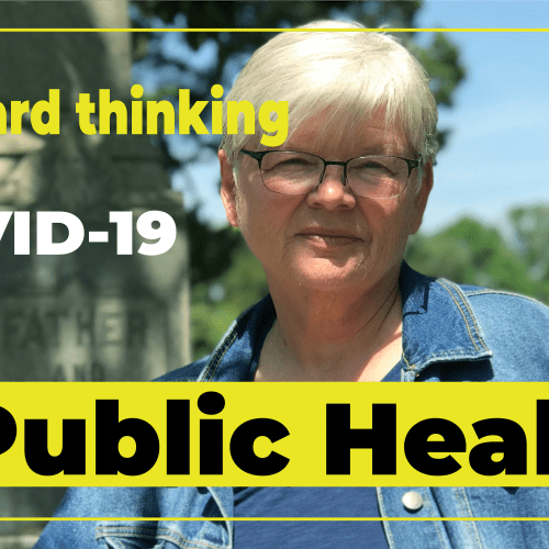 Public racism vs public health with Mab Segrest