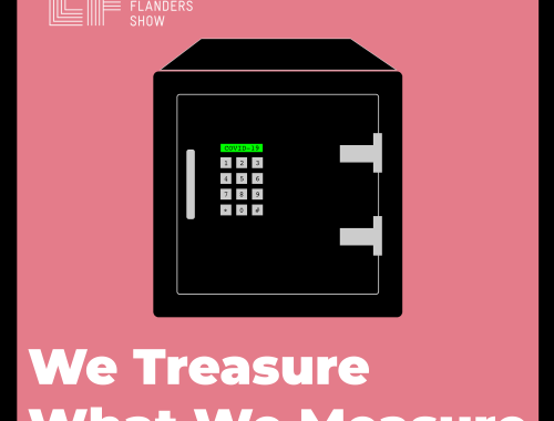 We treasure what we measure cover