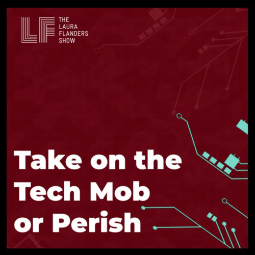 Take on the Tech Mob Now or Perish