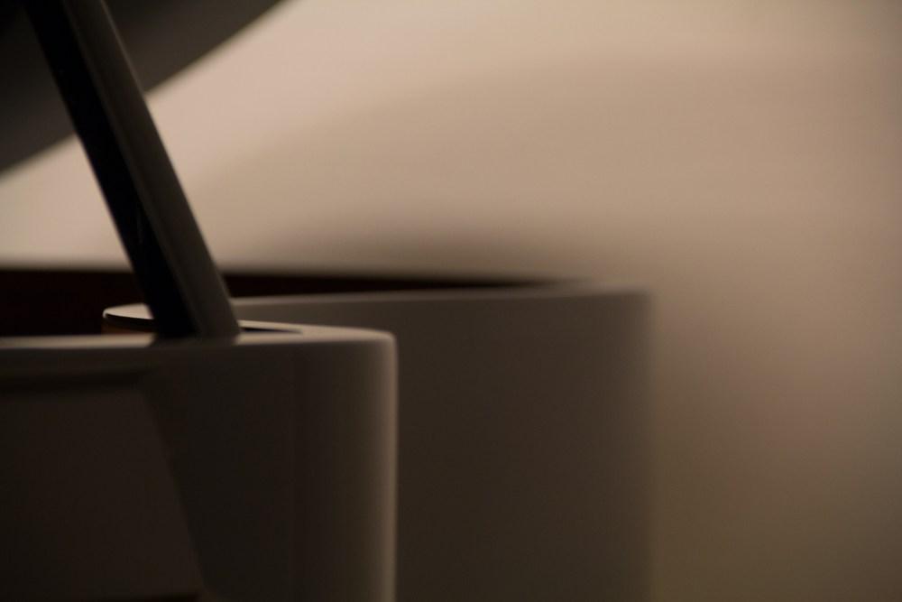 Flügel und Klavier