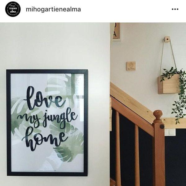 love my jungle home
