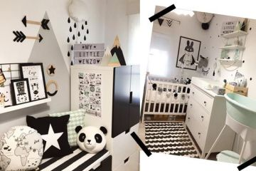 decoración infantil montessory