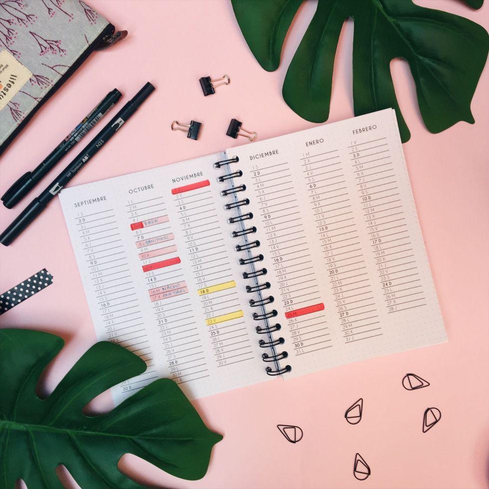agenda creativa laura ges