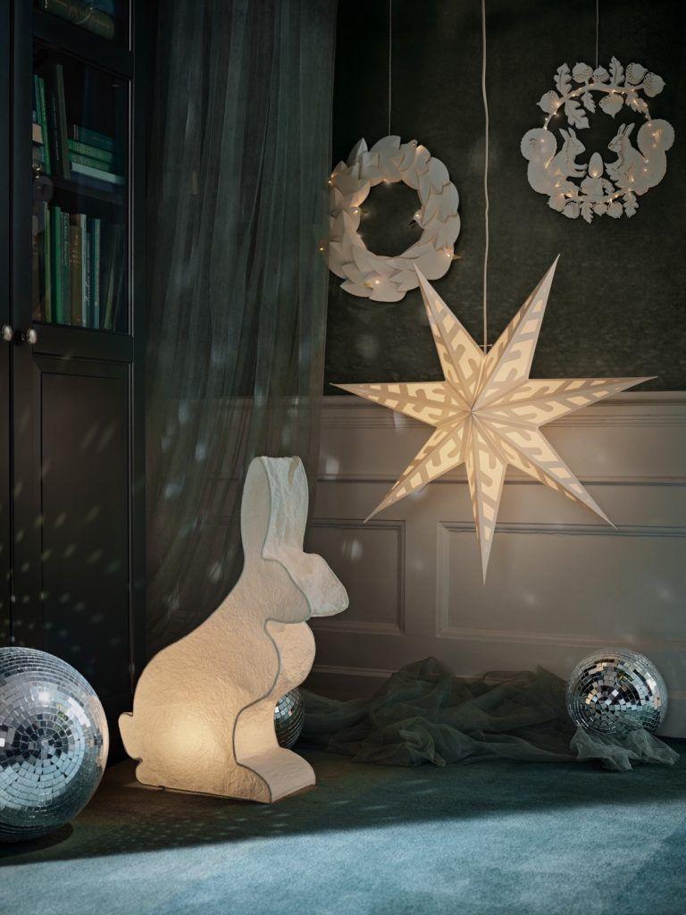 decoracion de navidad ikea