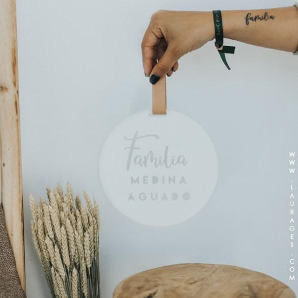 REGALOS PERSONALIZADOS FAMILIA