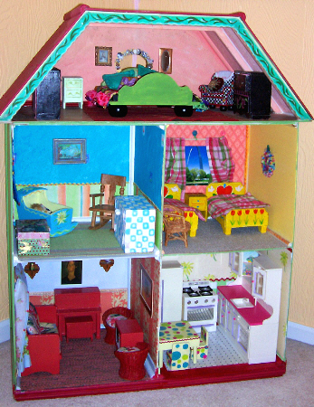 Decorating Ideas Doll House