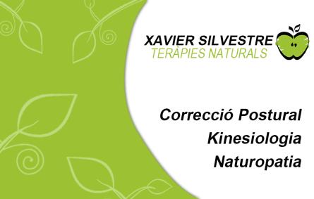 Xavier Silvestre Teràpies