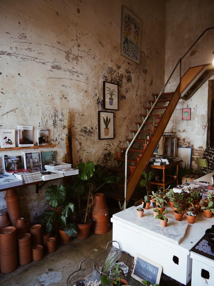 Espai Joliu Café and Plant Shop
