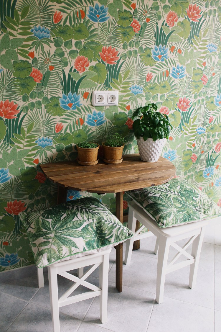 Tapete_LittleGreene_Tropical_Wallpaper