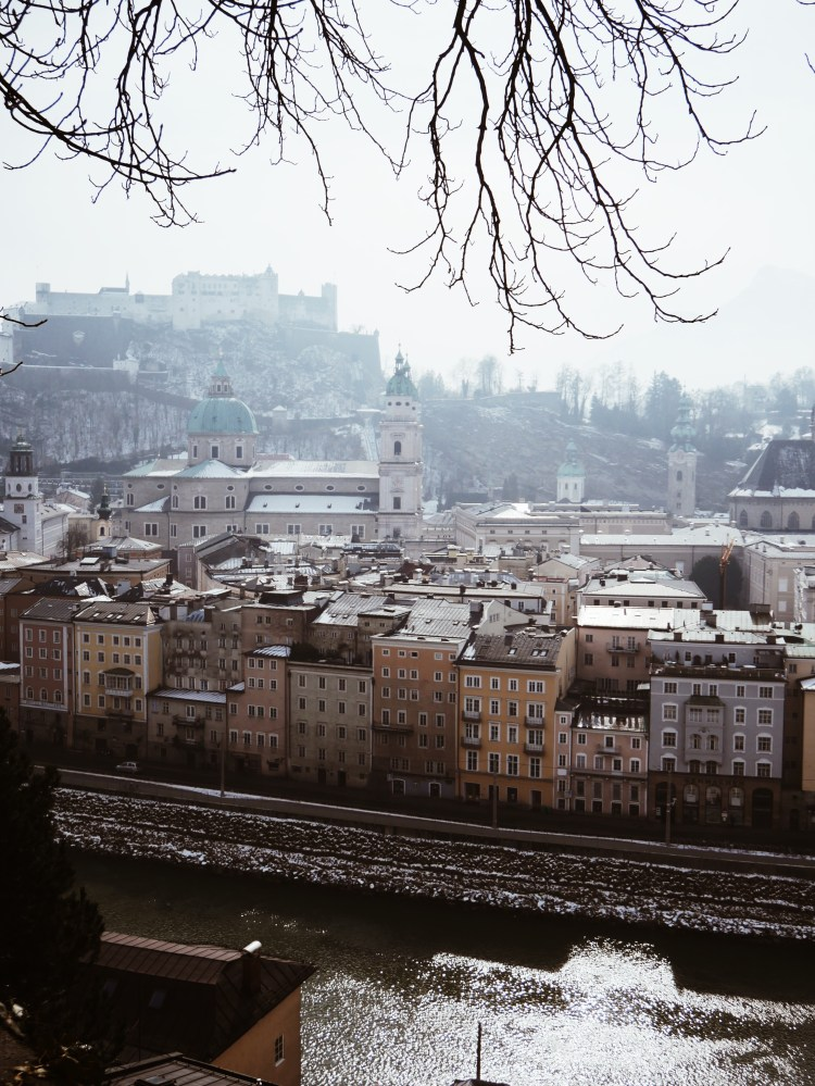 Salzburg Tagesausflug Kapuzinerberg