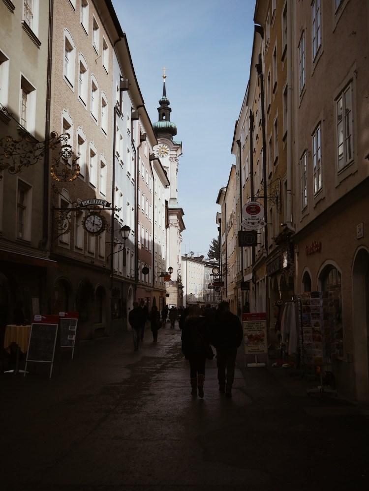 Salzburg Linzergasse