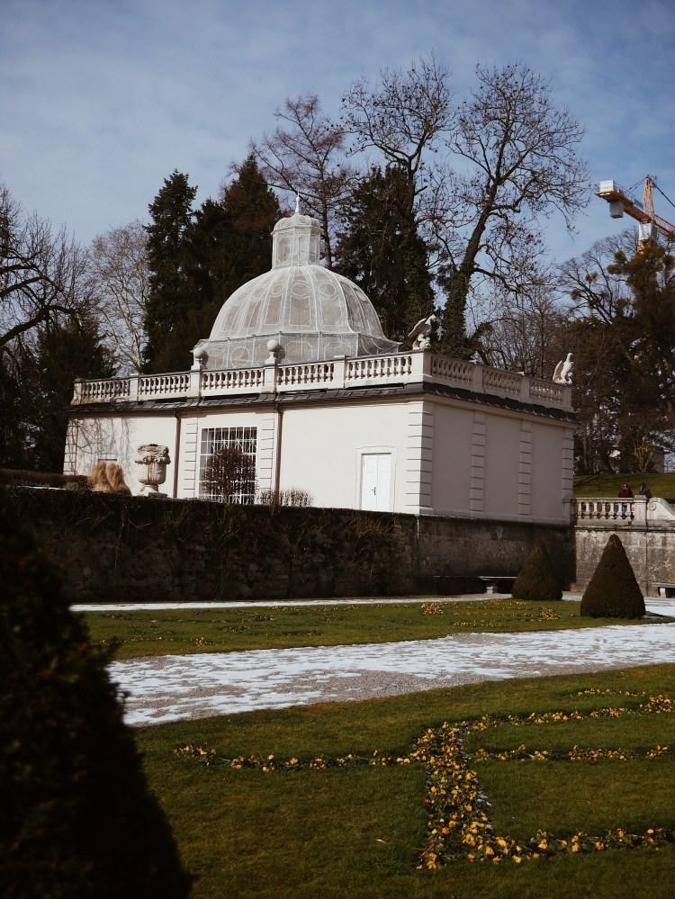 Salzburg Mirabellen-Garten