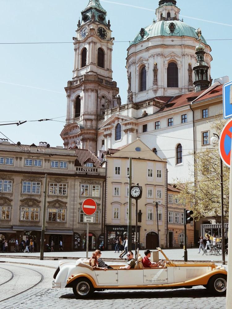 Travelguide Praha