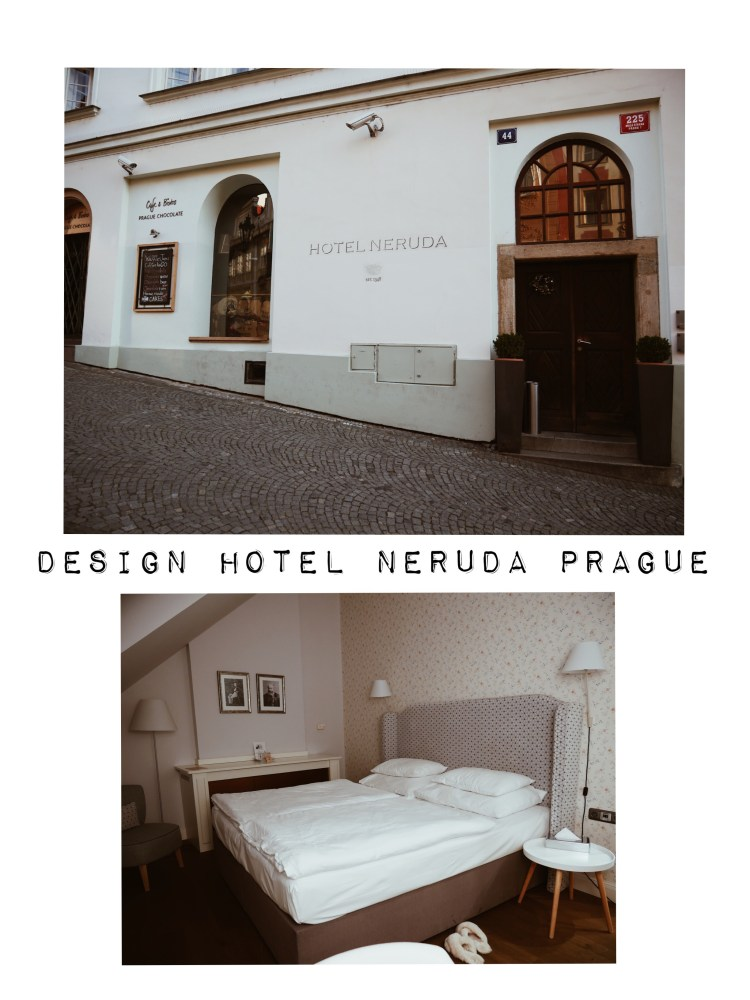 Design Hotel Neruda Prag Review