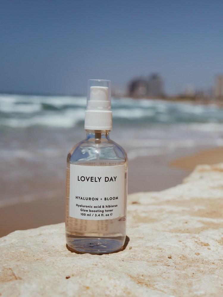 Lovely Day Hyaluron + Bloom Gesichtswasser