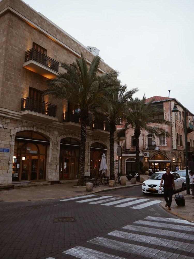 Altstadt Tel Aviv