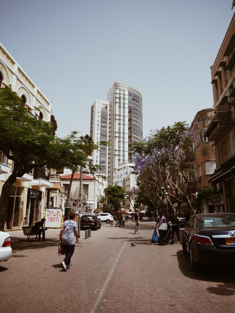 Weiße Stadt Tel Aviv