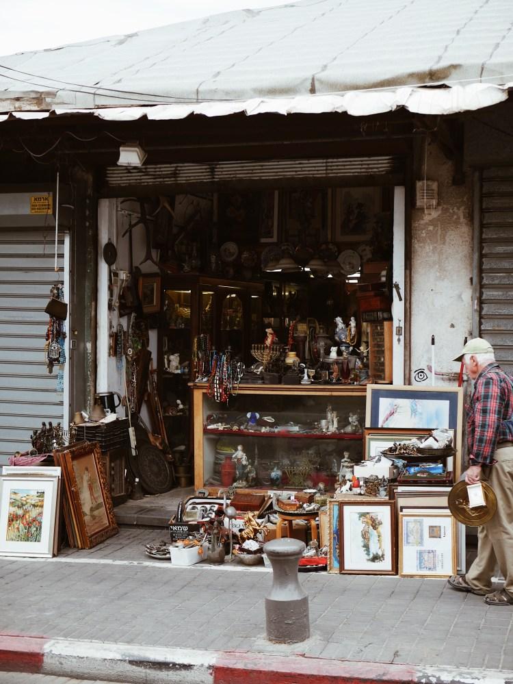 Old Jaffa Altstadt