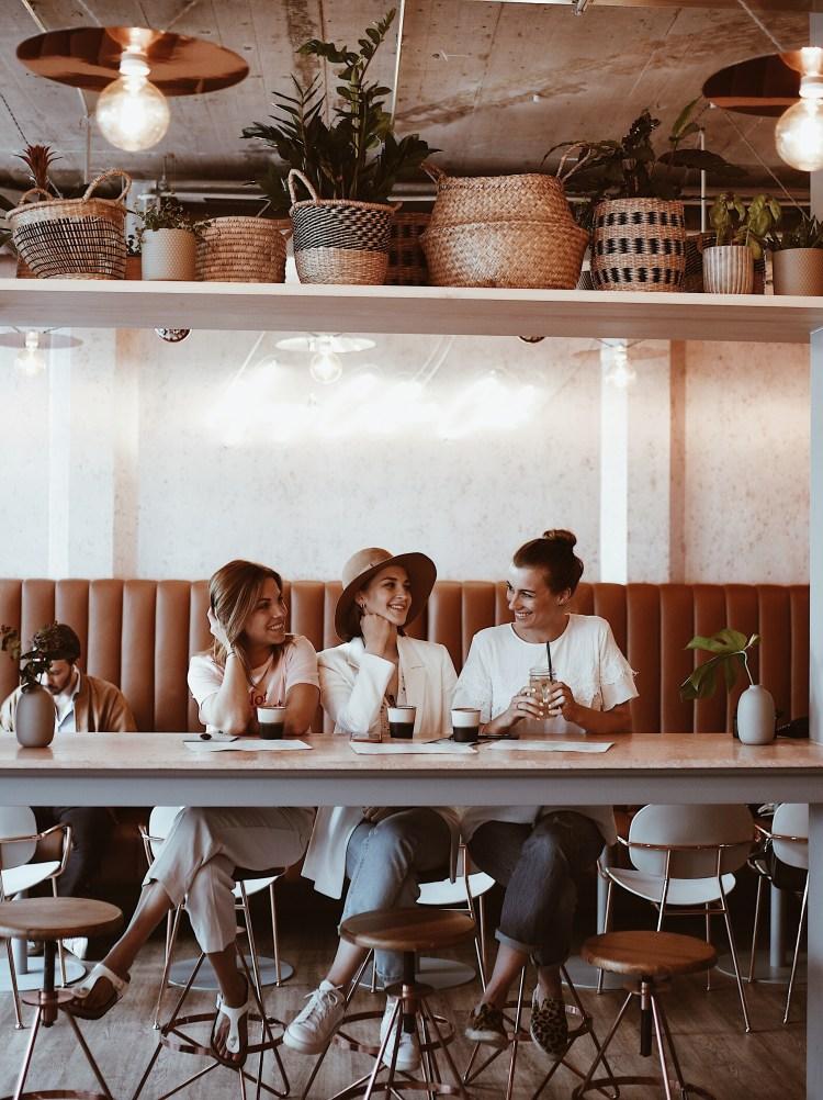 Marys Coffee Club with Friends
