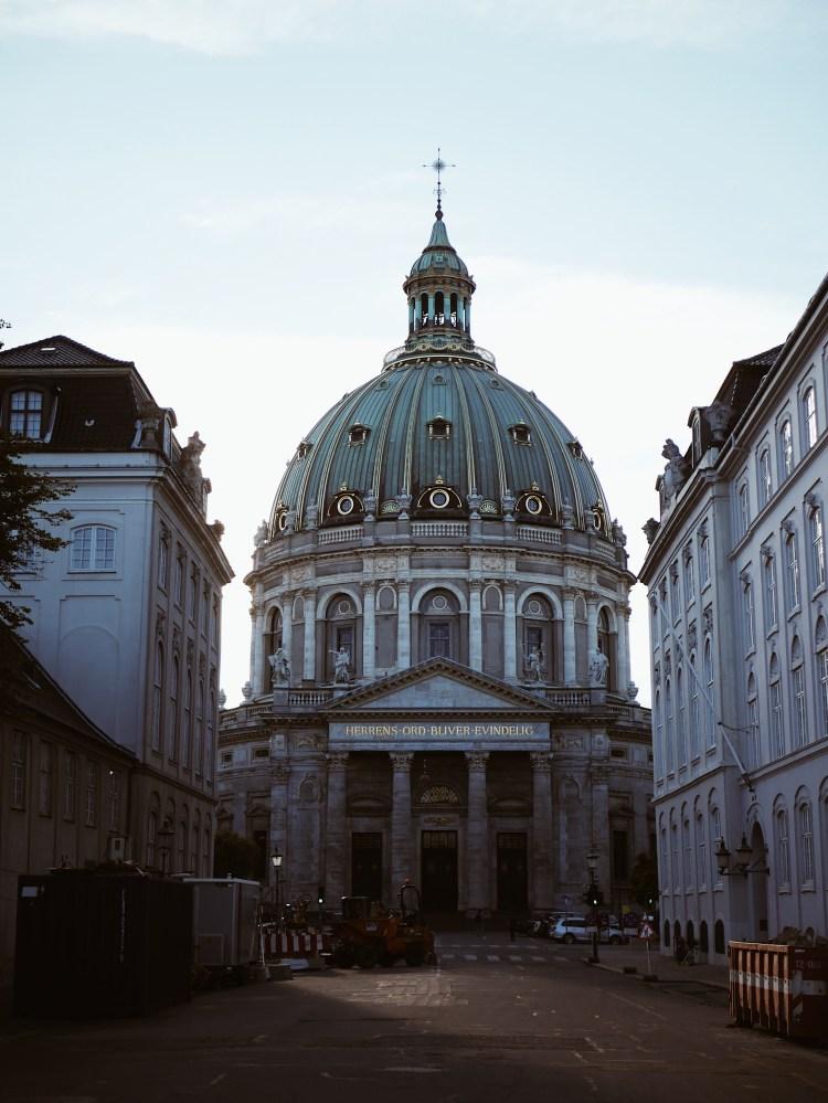 Frederikskirche (Marmorkirche) Copenhagen