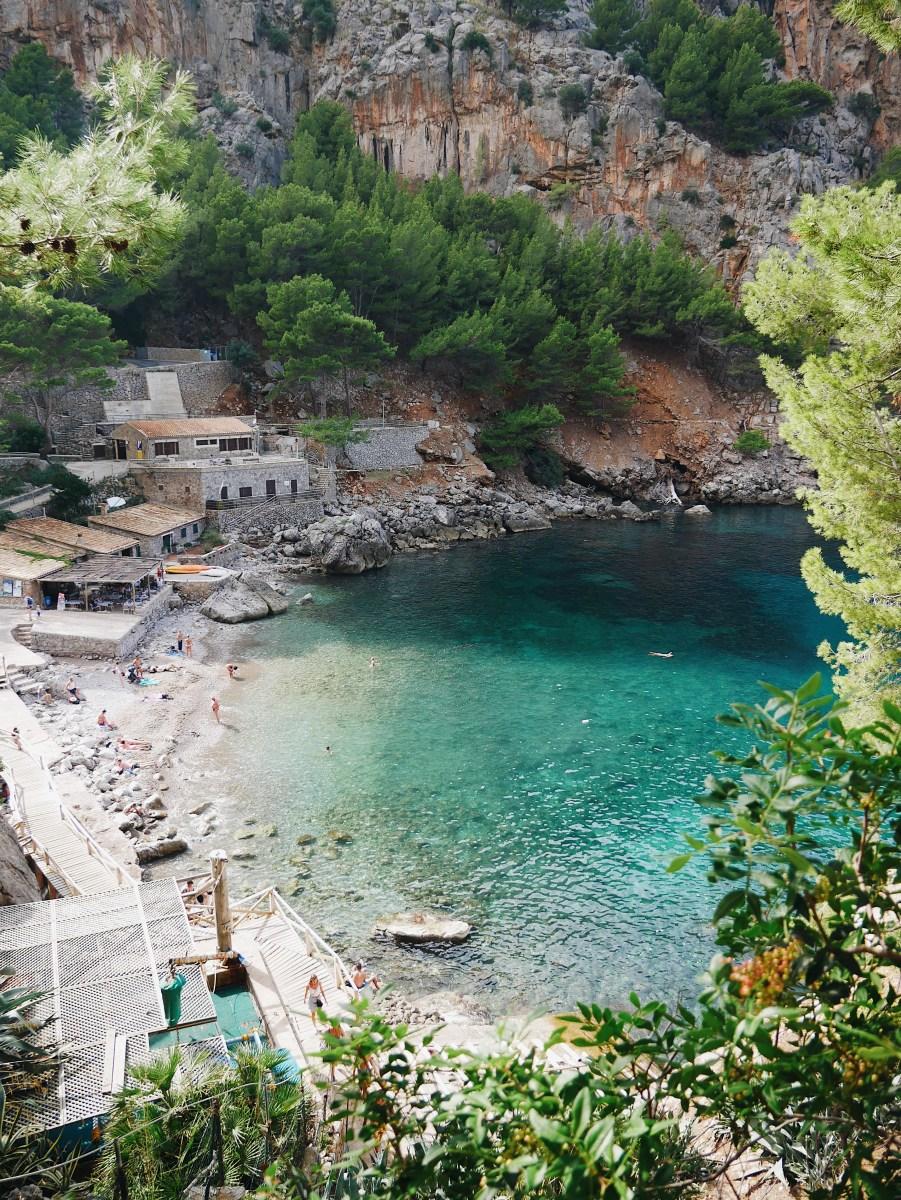 Die drei schönsten Buchten von Palma de Mallorca