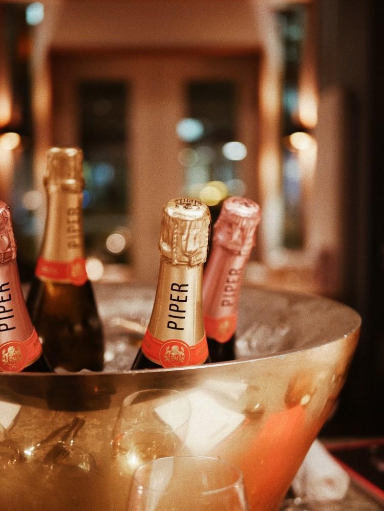 Piper Heidsieck Champagner Tasting