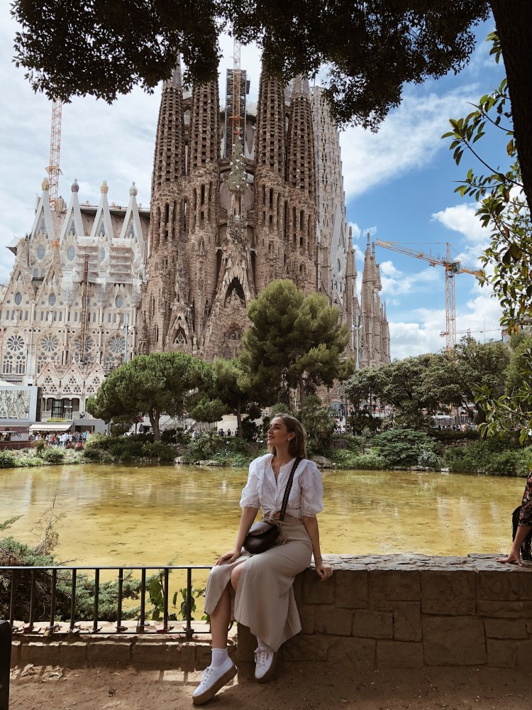 Sagrada Familia Travel Recap 2018