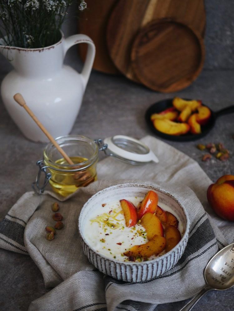 Kokosnuss Joghurt