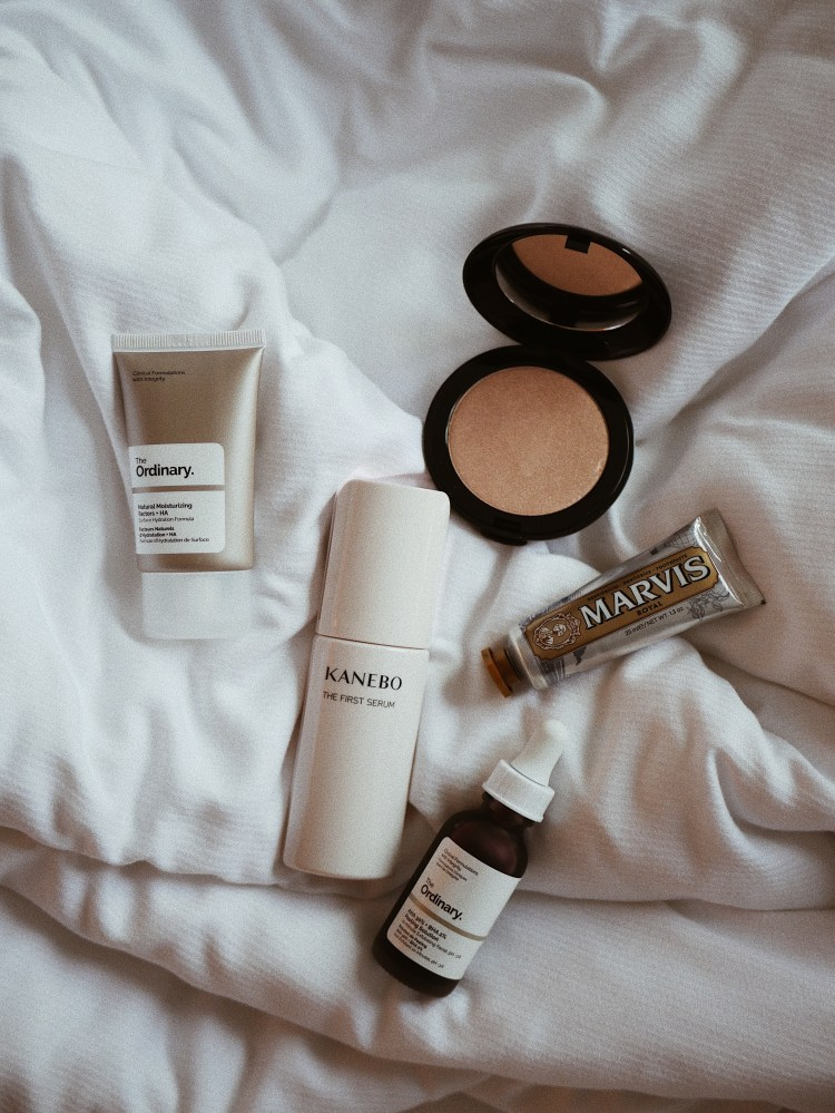 Laura Herz Beauty Favourites December