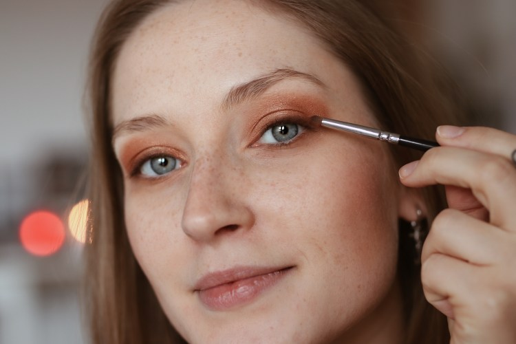 Silvester Make Up Step by Step