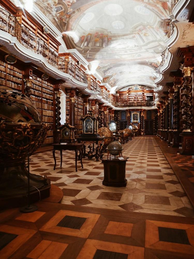 Prag Klementinum