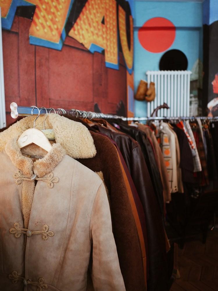 Damen und Herren Vintageladen München