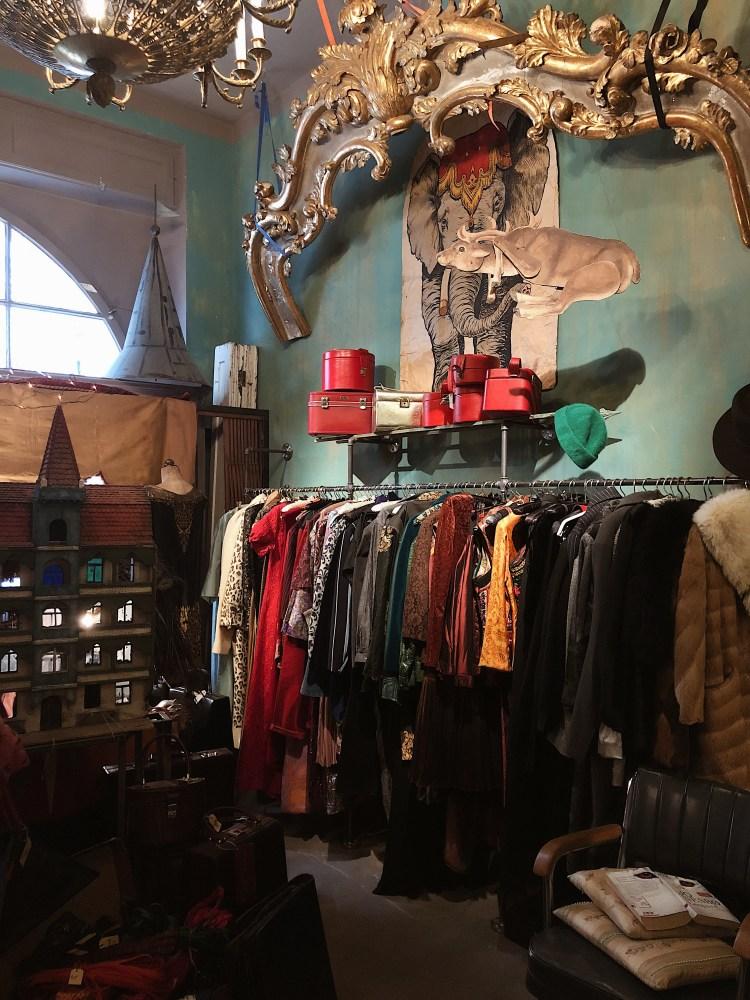 Vintageladen Alva-Morgaine München