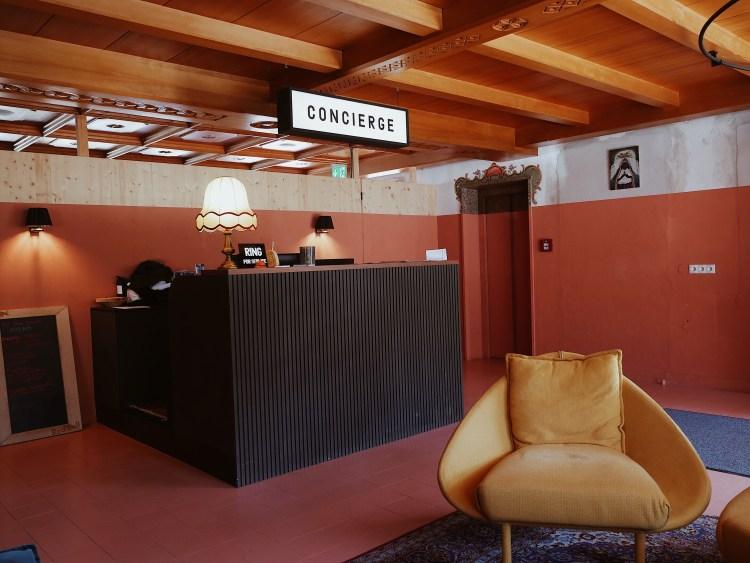 Impressionen Vom Pop Down Hotel In Ried Im Zillertal Laura