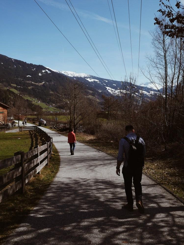Ried im Zillertal Wochenende