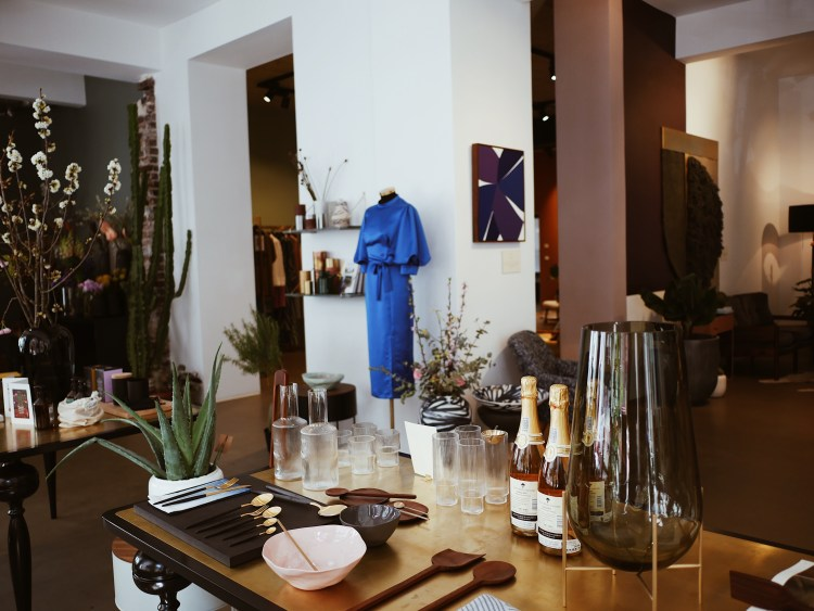 Sois blessed Concept Store Muenchen