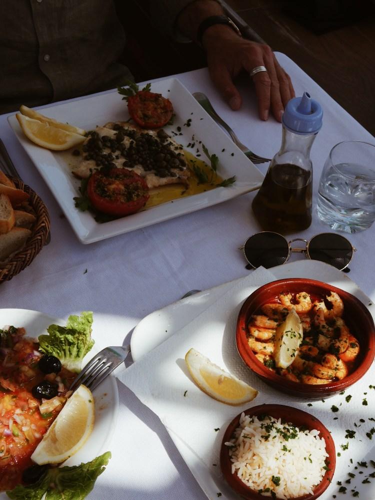 Le Chalet de la Plage Restaurant Essaouira