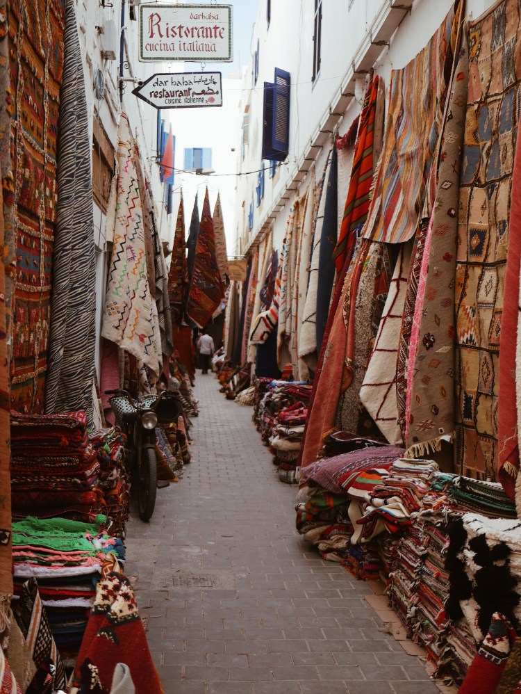 48 hours in Essaouira Medina