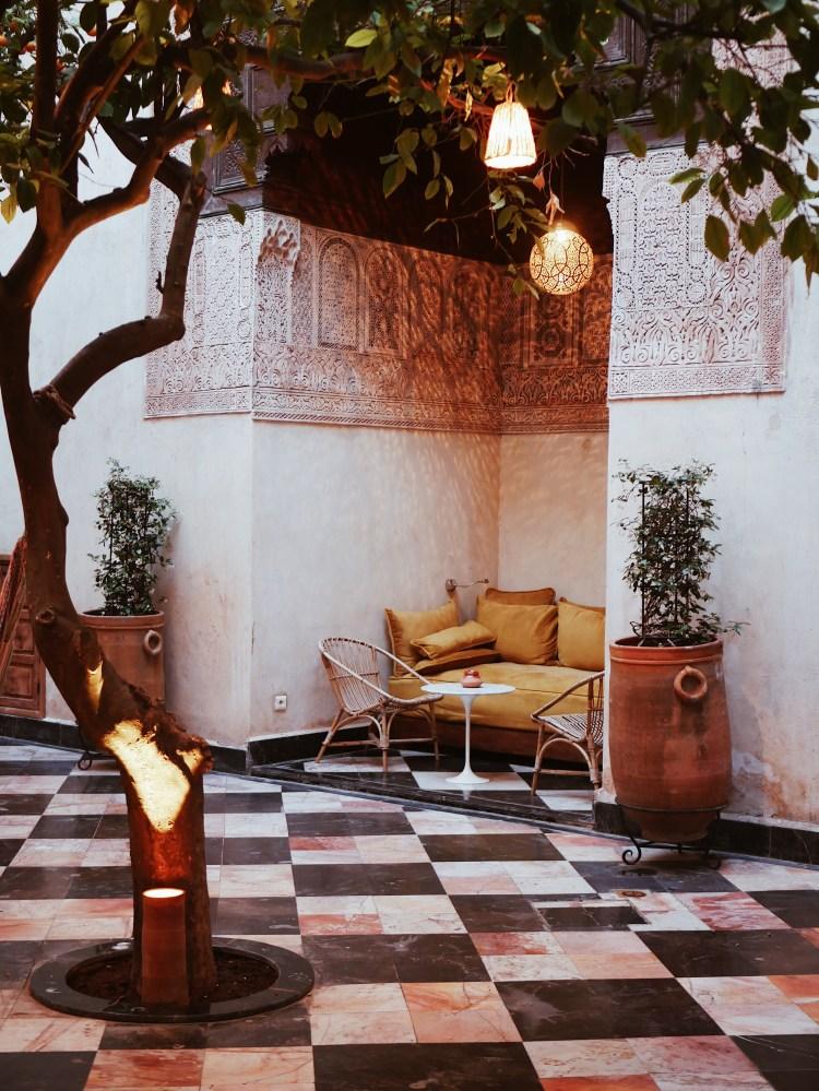 Riad and Hotel El Fenn